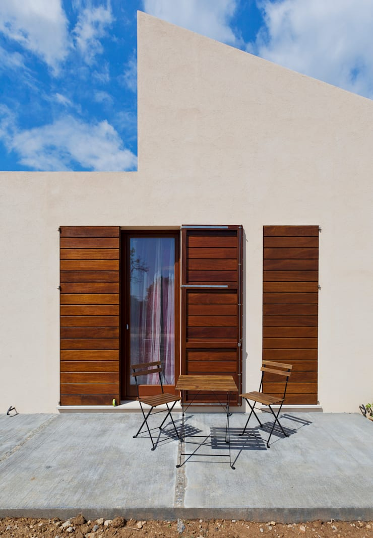 Casa en Selva, Mallorca: Casas de estilo  de Joan Miquel Segui Arquitecte