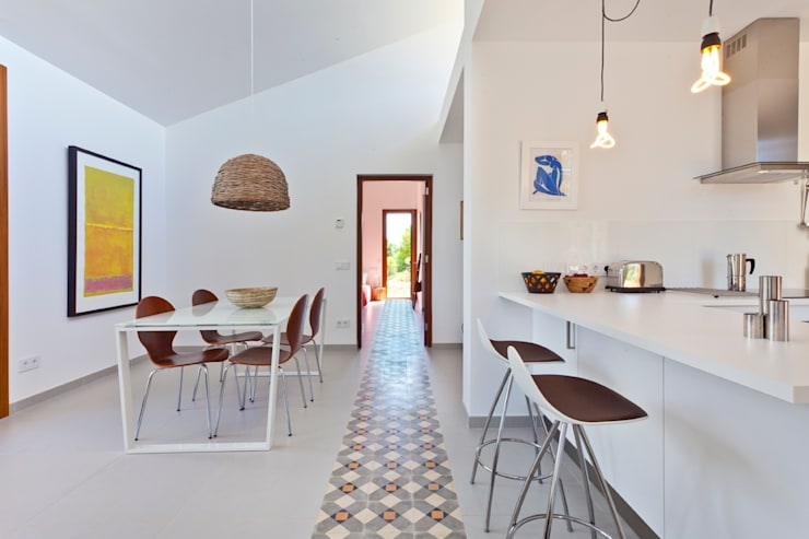 Comedores de estilo  por Joan Miquel Segui Arquitecte