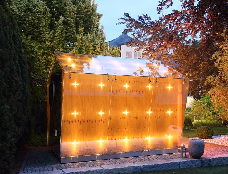 Sauna :  Spa von Christine Etschmann Johannes Noack ,Modern