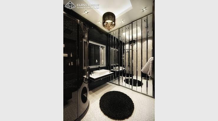 RESIDENTIAL VILLA- BATHROOM :   by CLASS APART (furniture.interiordesign)