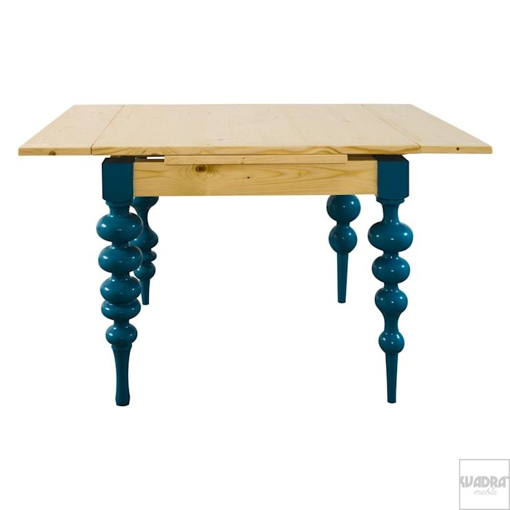 Fairy Table: eclectic Dining room by Kvadrat Meble