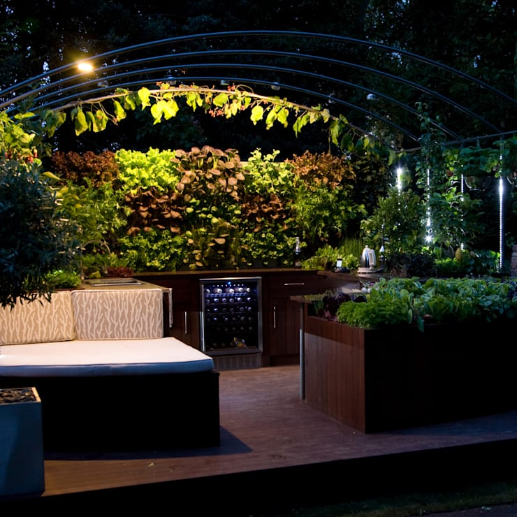 Freshly Prepped: Chelsea Flower Show 2009:  Commercial Spaces by Aralia