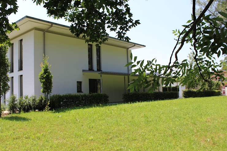 Architekt Namberger:  tarz Evler