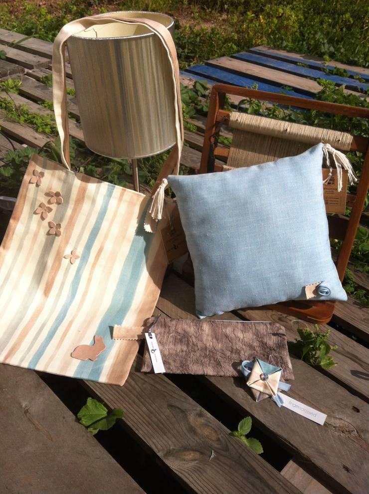 fingerscrossed – Rabbit in Stripe Ev Tekstili Aksesuar Set:  tarz Ev İçi