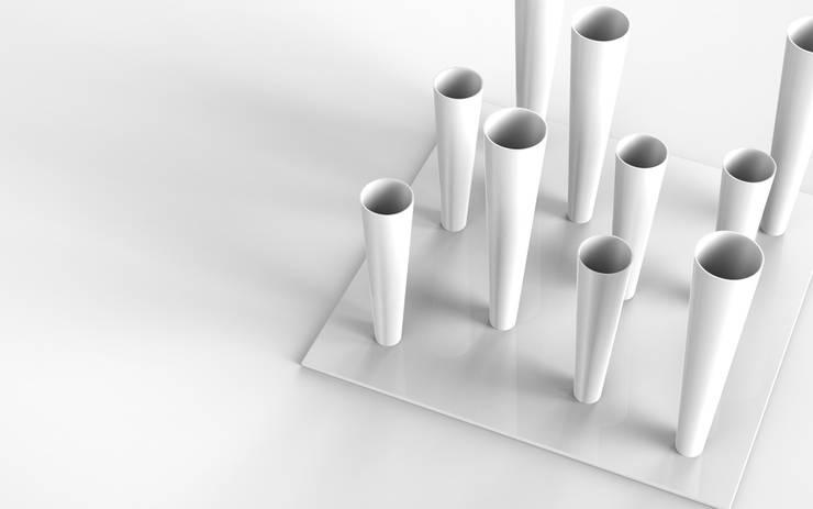 Flut: Casa in stile  di Gianluca Minchillo Designer