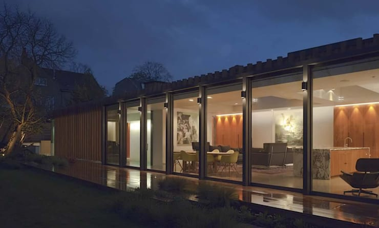 The Vineyard, Richmond:  Houses by Alan Higgs Architects