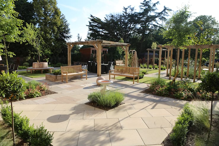 Park View : Residential Care Home:  Commercial Spaces by Aralia