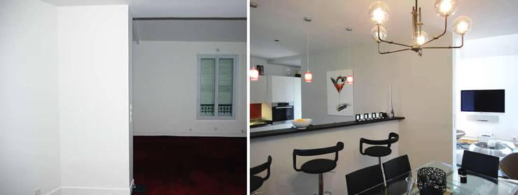 Projet 11:  de style  par Créateurs d'intérieur Montpellier