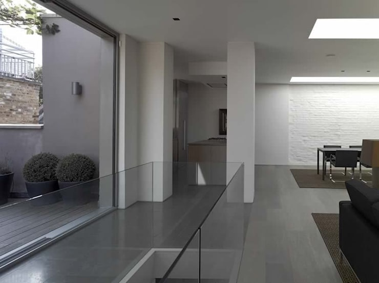 Ashmill Street, Marylebone:  Houses by Alan Higgs Architects