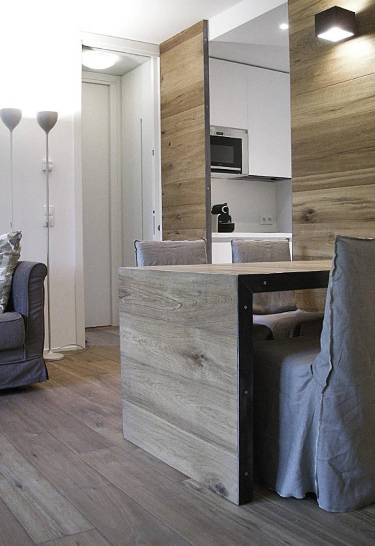 Appartamento Privato a Bad Kleinkirchheim Austria: Case in stile  di Studio15 Design