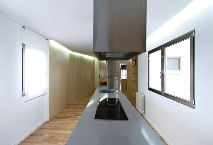 Дома в . Автор – DMP arquitectura, Модерн