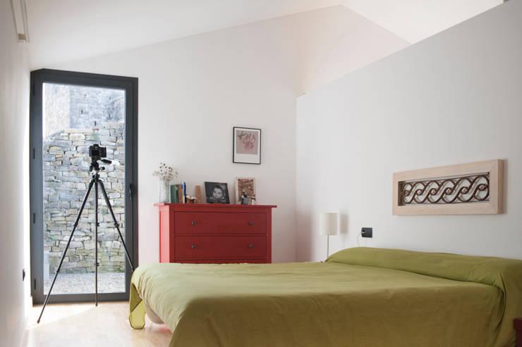 DMP arquitectura의  침실