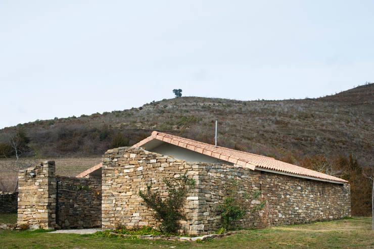 Casas modernas por DMP arquitectura