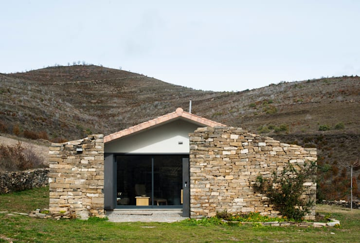 modern Houses by DMP arquitectura