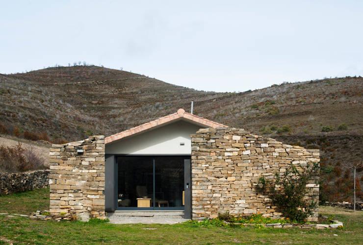 moderne Häuser von DMP arquitectura
