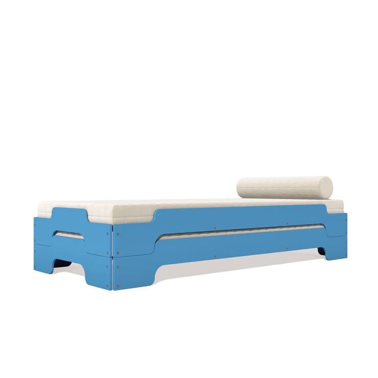 Stapelliege: moderne Schlafzimmer von Müller Möbelwerkstätten