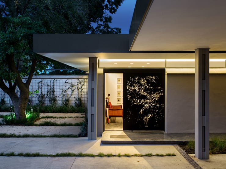 House 02, Hyde Park :  Houses by Daffonchio & Associates Architects
