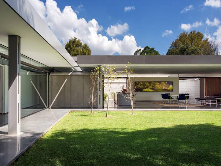 Häuser von Daffonchio & Associates Architects