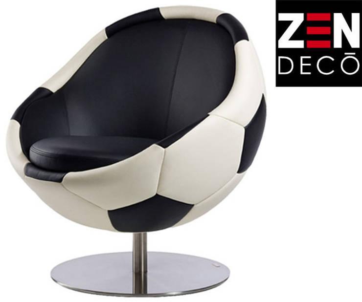 PROYECTO 3D POR ORDENADOR:  de estilo  de ZEN DECÓ