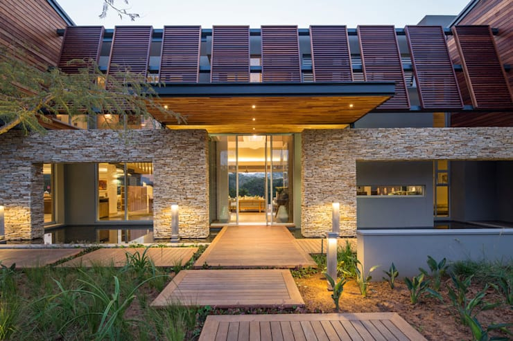 Стены в . Автор – Metropole Architects - South Africa