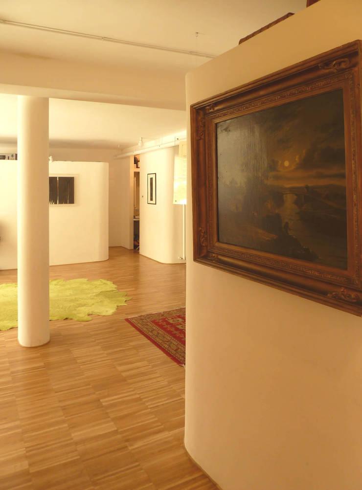 loft di Raffaella e Andrea: Case in stile  di cri-lla