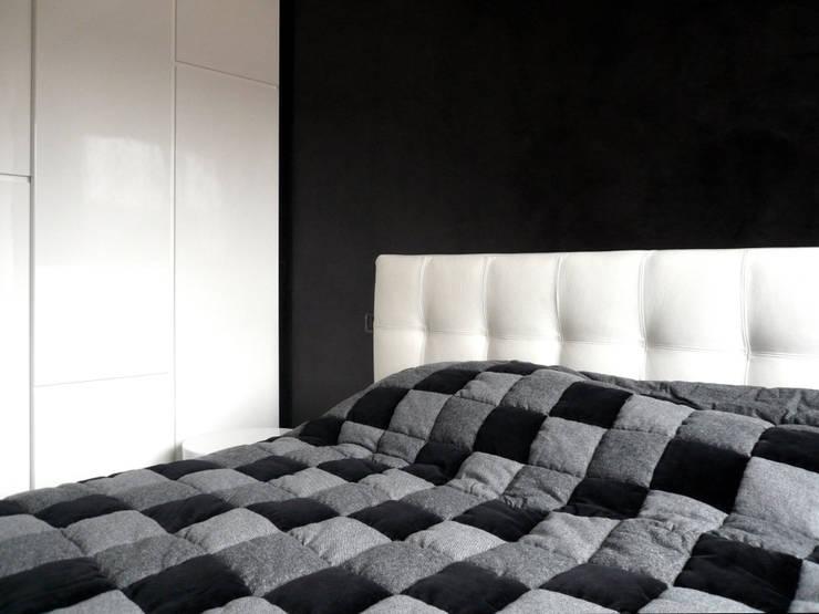 appartamento m: Case in stile  di Studio Cittaarchitettura