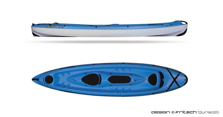 gamme de kayaks – bic sport:  de style  par FRITSCH-DURISOTTI