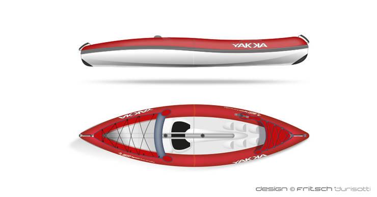 YAKKA - Bic Sport:  de style  par FRITSCH-DURISOTTI