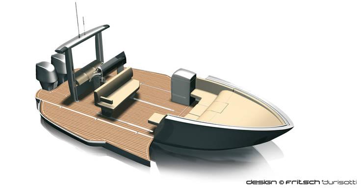 c-boat:  de style  par FRITSCH-DURISOTTI
