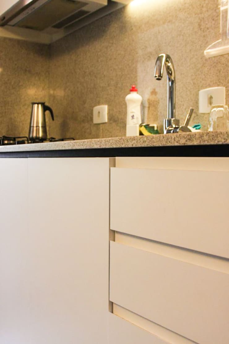 Cozinha: Cozinhas  por Studio Gorski Arquitetura