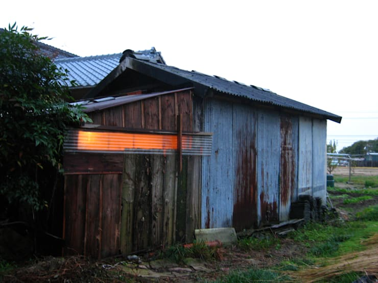 Projekty,  Domy zaprojektowane przez 高原正伸建築設計事務所 一級建築士事務所