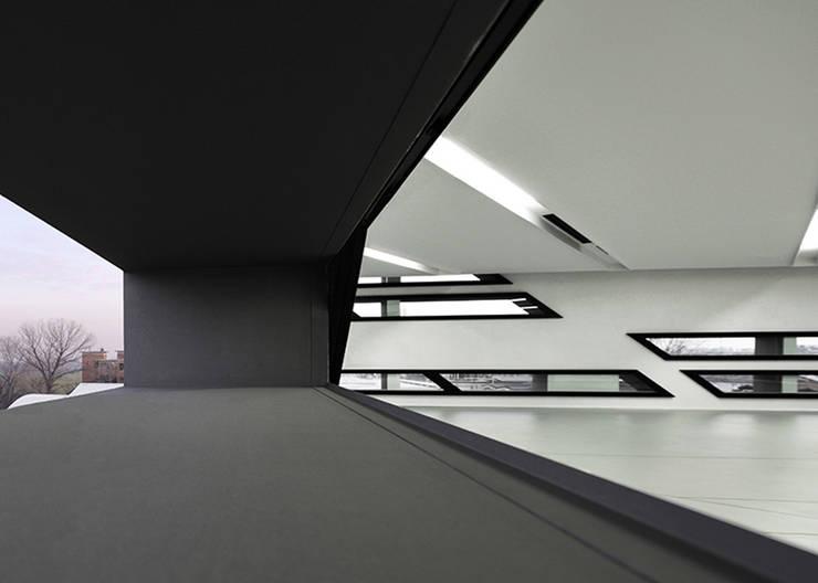 House under the signs of time:  in stile  di Studio Terragni