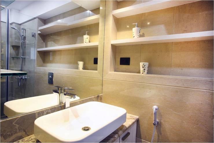 Bathroom by Squaare Interior