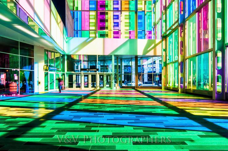 Architecture: Locaux commerciaux & Magasins de style  par V&V Photography