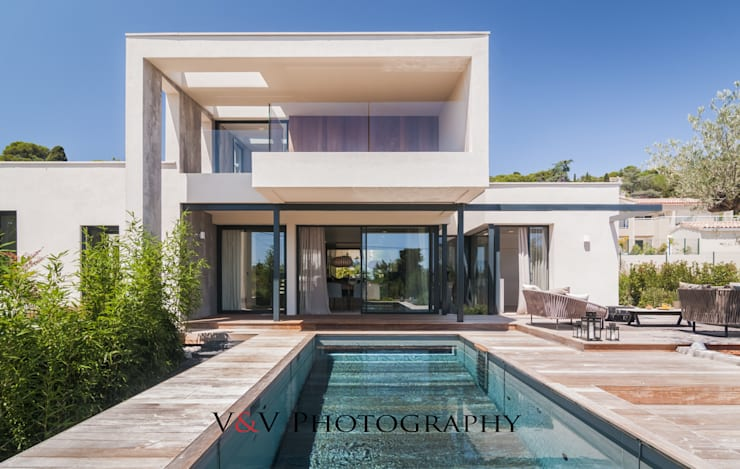 Architecture: Maisons de style  par V&V Photography