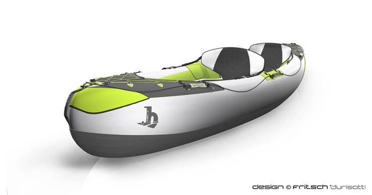 égalis – Kayaks:  de style  par FRITSCH-DURISOTTI