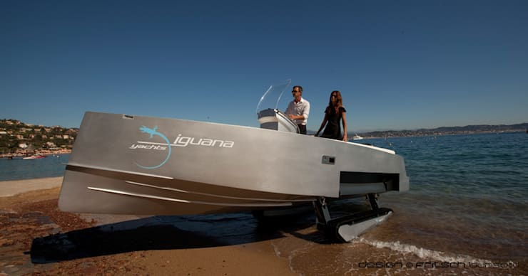 Iguana Yachts – IG 24:  de style  par FRITSCH-DURISOTTI
