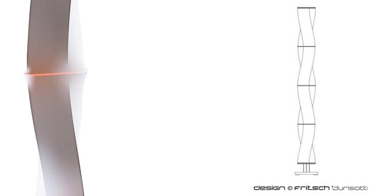 Roche Bobois – Minoluce:  de style  par FRITSCH-DURISOTTI