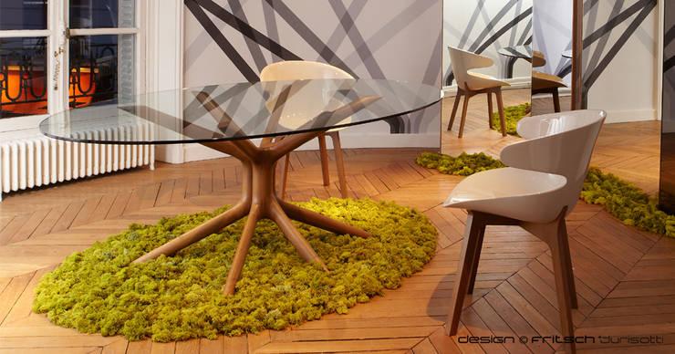 Mangrove - Roche Bobois:  de style  par FRITSCH-DURISOTTI
