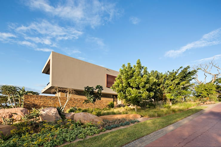 de estilo  por Metropole Architects - South Africa, Moderno
