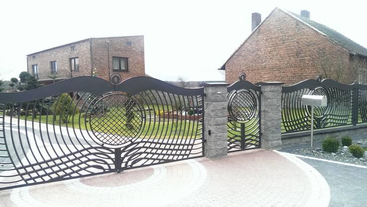 สวน by Triumph-Zaunsysteme