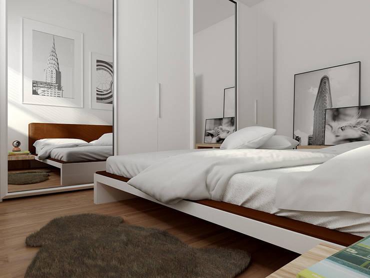 moderne Häuser von CSP2 studio