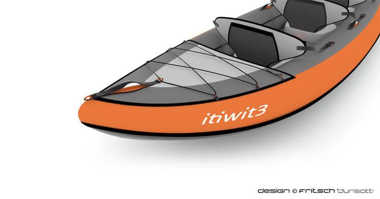 Tribord – Itiwit 3:  de style  par FRITSCH-DURISOTTI