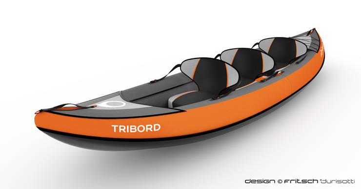Tribord - Itiwit 3:  de style  par FRITSCH-DURISOTTI