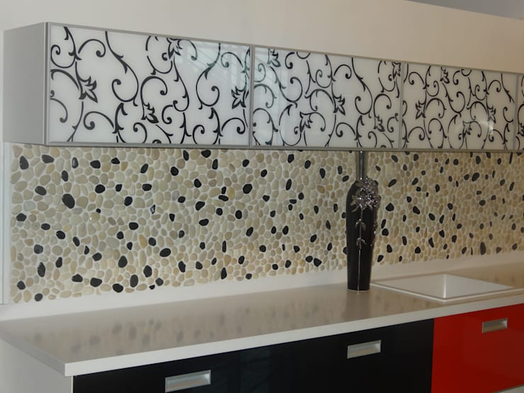 Display Kitchen. :   by Interio Grafiek