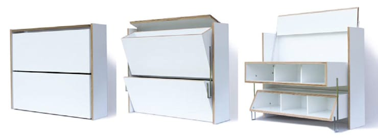 Gang, hal & trappenhuis door Harris/Kohl Produktentwicklung