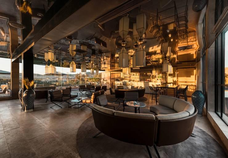 Hotels door Christophe Pillet