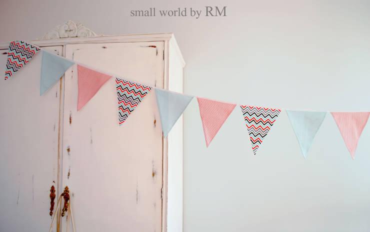 Kinderzimmer von Mundo Raquel