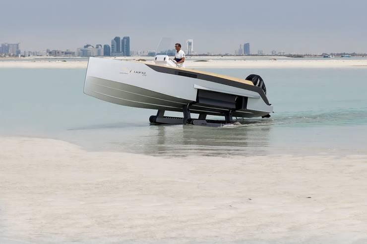 Iguana 29: Yachts & Jets de style  par Iguana Yachts