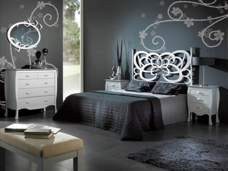 LA CANTARERIA MUEBLES Y DECORACION: Dormitorios de estilo moderno de LA CANTARERIA MUEBLES Y DECORACION